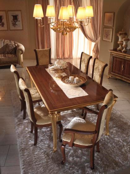 sala da pranzo di design in stile classico On sala da pranzo in stile classico