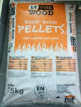 Wood pellets, 6mm