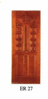 Komponenty Z Drewna, Listwy, Drzwi & Okna, Domy - Gatunki Azjatyckie, Drzwi