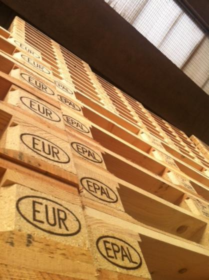 Epal-pallets-for