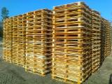 Buy Or Sell Wood Any  Latvia - Pallet CP, New