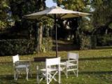 Garden Furniture - Garden sets (Contemporary) LUX ALLUMINIO OMBRELLONI