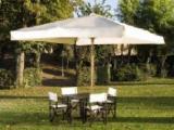 Garden Furniture - Garden sets (Contemporary) REALE LEGNO OMBRELLONI