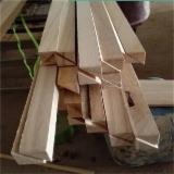 Mouldings and Profiled Timber - Paulownia triangle solid chamfer