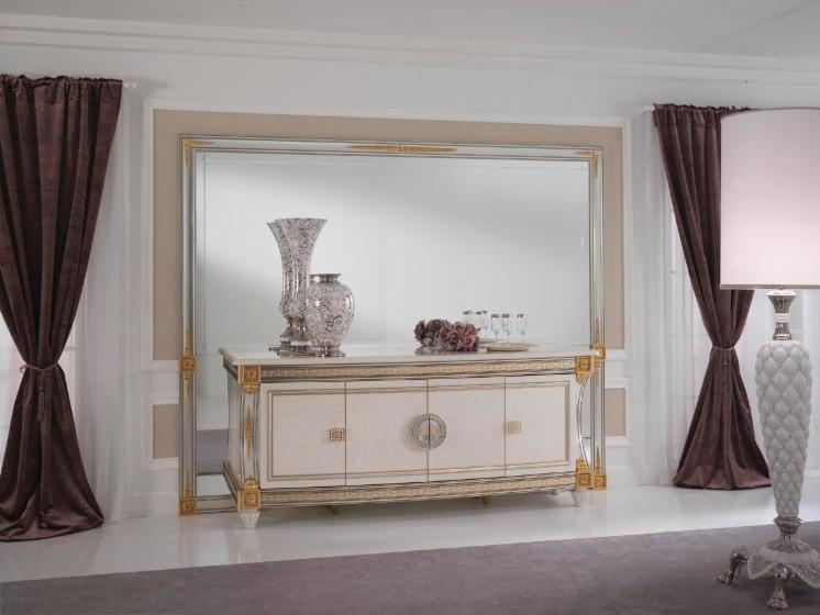 Salle manger classique de luxe for Italienische esszimmer