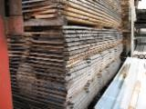 Hardwood  Unedged Timber - Flitches - Boules - Boules, Oak (European), PEFC/FFC