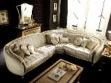 Italy Living Room Furniture - Living Room in Classic Style ROSSINI
