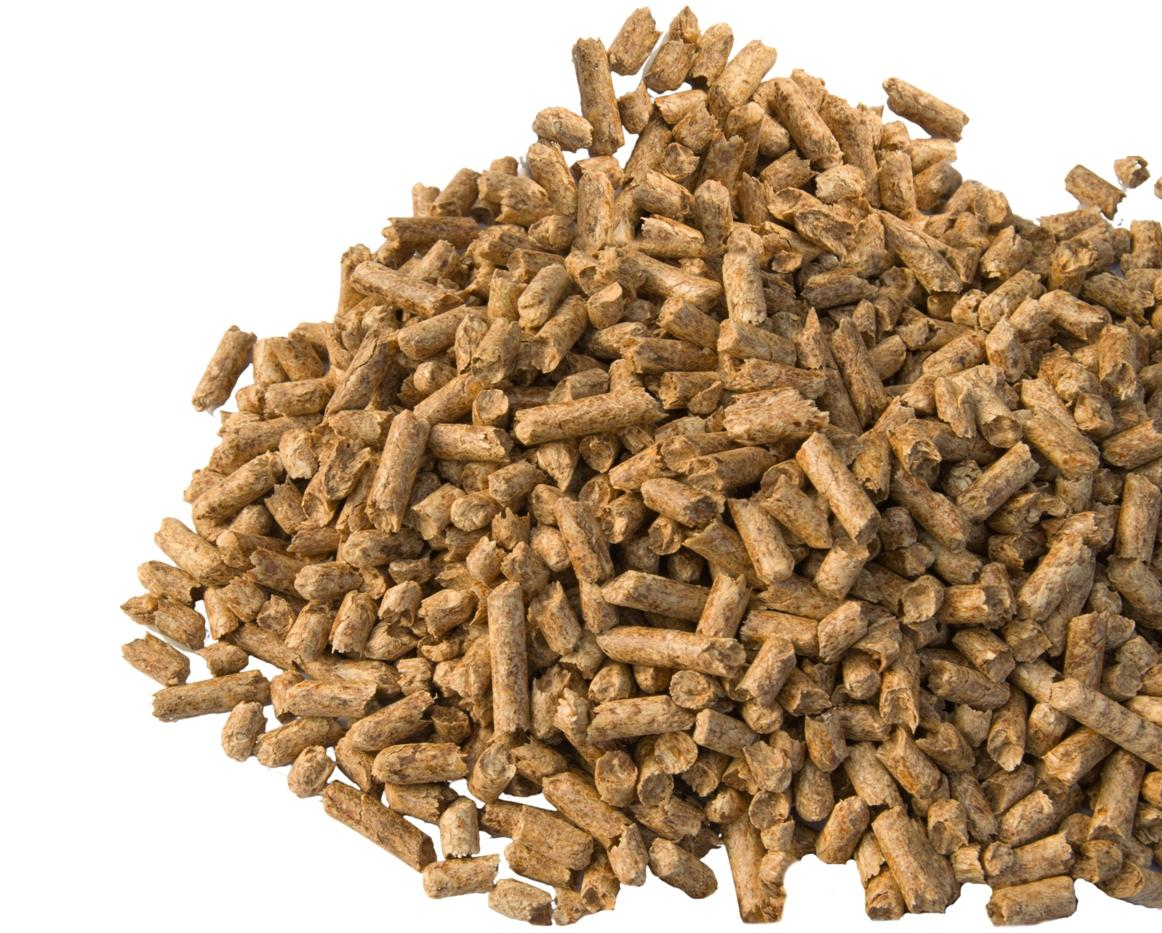 Wood pellets 6mm din quality available in big bags and for Foto pellet