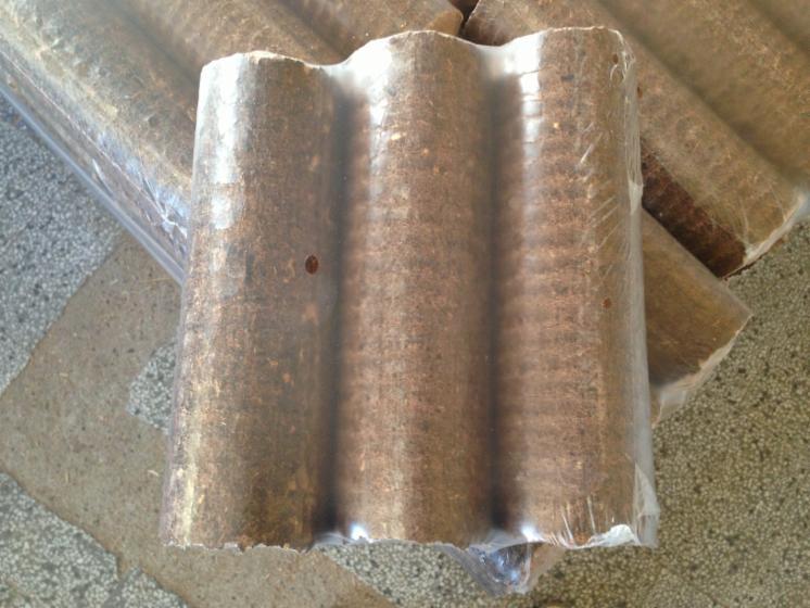 Gewerblicher Handel ISO-9000 Buche, Eiche Holzbriketts Bulgarien