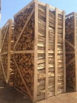 Firelogs - Pellets - Chips - Dust – Edgings Oak European For Sale - Firewood in pallets 2+m3