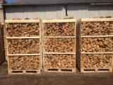 Firewood, Pellets And Residues Air Dried 12 Months - Super price 60 boxes 1.8RM DRY ash firewood, 105EUR EXW Lithuania