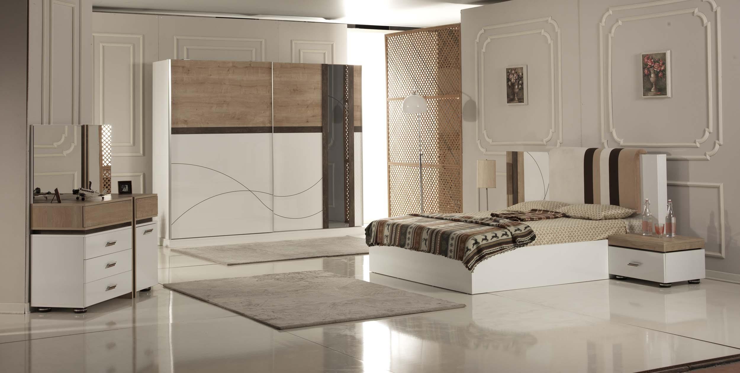 Arredamento camera da letto contemporaneo 100 0 250 0 for Arredamento contemporaneo prezzi