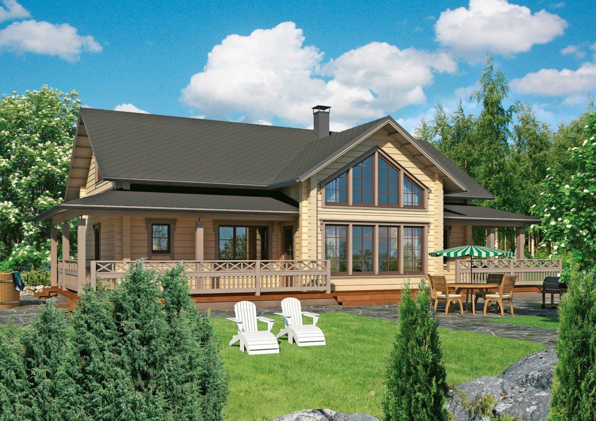 Maison ossature bois radiata pinus radiata insignis for Maison de l amerique du sud