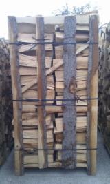 Frisches Brennholz - Buche