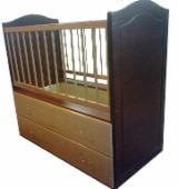 Mobilier Camera Copii - Paturi copii lemn masiv de fag
