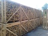 Firelogs - Pellets - Chips - Dust – Edgings Oak European For Sale - Natural firewood in 1m3+ pallets