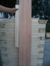 Paulownia edge glued solid wood