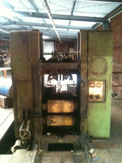 Used Ewd Lsh Vertical Frame Saw For Sale Germany