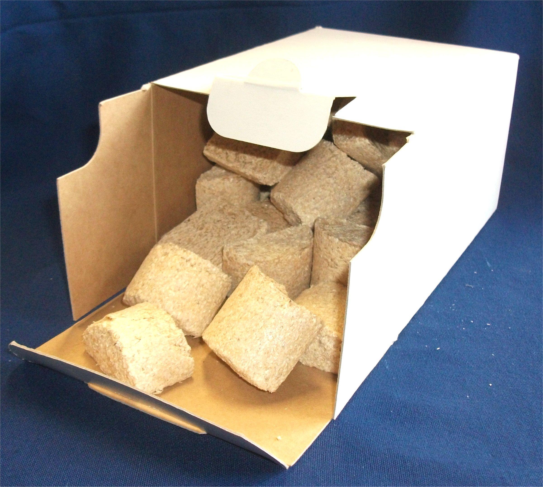 木颗粒 - 煤砖 - 木炭, 木砖, 云杉-白色图片