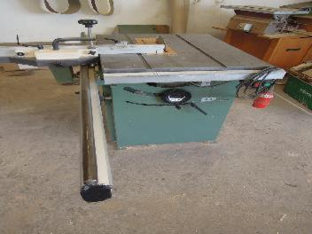 For Sale Sliding Table Saw Kity 619
