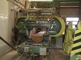 Holzbearbeitung Deutschland - Lohnschnitt Blockbandsäge
