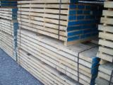 OAK SQUARE EDGED TIMBER