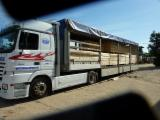 Road transport to Italy