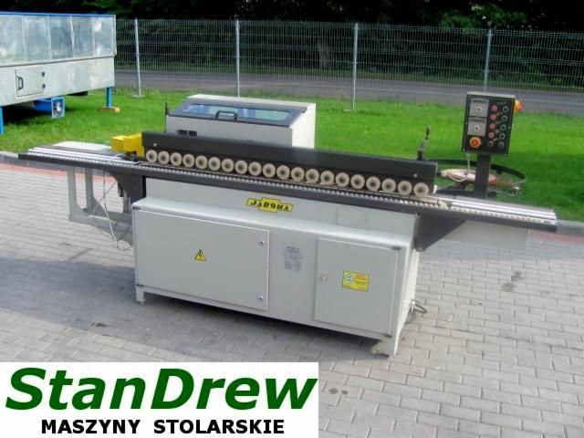 Macchine per incollare tavole di legno jaroma usato - Vendita tavole di legno ...