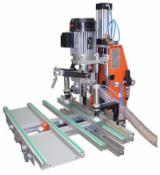New 1st Transformation & Woodworking Machinery - Drilling - Boring - Dowelling - Turning, Automatic Drilling Machine, UNIHOLZ