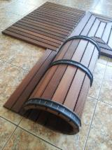 Buy Or Sell  Bathroom Sets - Wood mat for bathroom