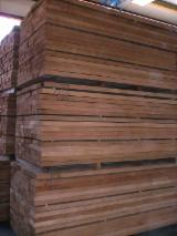 Hardwood  Sawn Timber - Lumber - Planed Timber PEFC - Beech planks edged/unedged