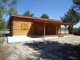 Log Homes/Pergolas/Saunas etc