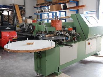 For sale: Edge Banding Machine - OTT UNIkant 202