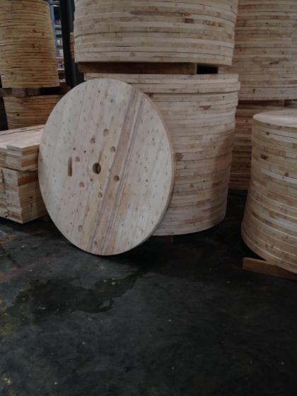 Cable-reels-produced-in