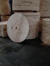 Wood Pallets - Cable reels produced in India