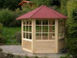Case In Legno Romania : Case in legno casa a graticcio romania