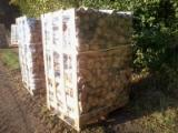 Firewood Cleaved - Not Cleaved, Firewood/Woodlogs Cleaved, Oak (European)