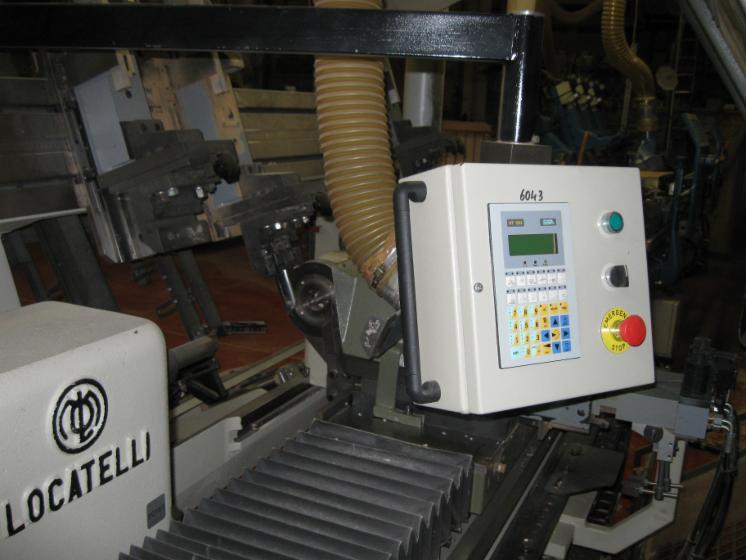 Used Locatelli Multimatik 1300 Se Cc 2015 Lathes For Sale