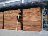 Hardwood  Sawn Timber - Lumber - Planed Timber Thermo Treated For Sale - Stave woods , Cherry (European Wild), Thermo Treated