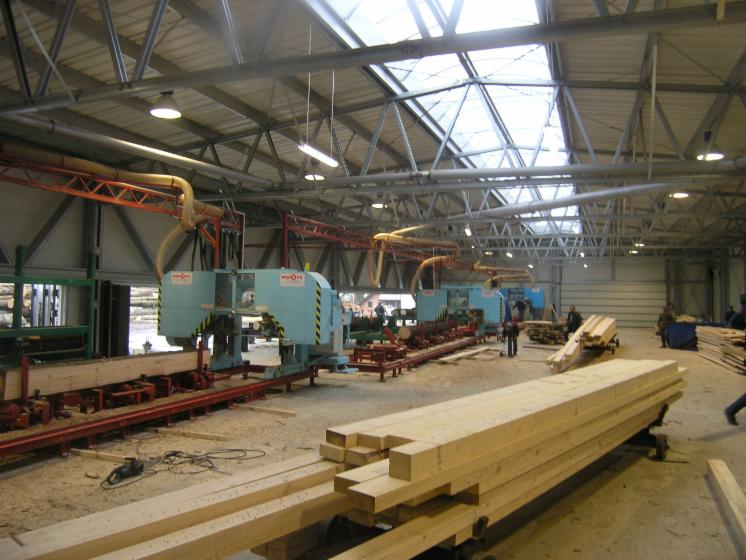 Sawing-lines--high-speed