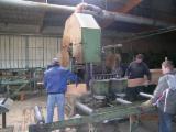 Belgium Woodworking Machinery - Used BRENTA HYDROSTAR Band Resaws For Sale Belgium