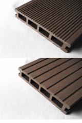 Plataforma Exterior China - Madera Compuesta, FSC, Terraza Antideslizante (2 Lados)