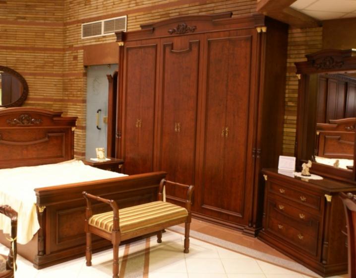 vendo arredamento camera da letto contemporaneo legno