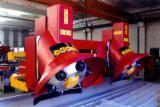 Essetre Woodworking Machinery - CNC CONTROLLED WORKING CENTRE FOR THE PRODUCTION OF SHAPENED ELEMENTS