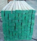 Softwood  Sawn Timber - Lumber - Squares for pallet making
