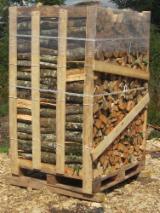 Frisches Brennholz - Hainbuche