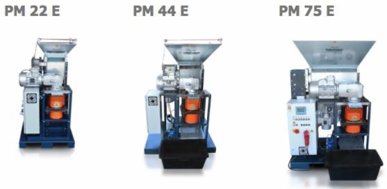 Presses   Clamps   Gluing equipment   FJ equipment, Press (Pellet press)