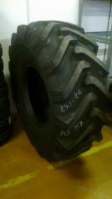 Forest & Harvesting Equipment Slovakia - Solid tires for machines / forestry tractors