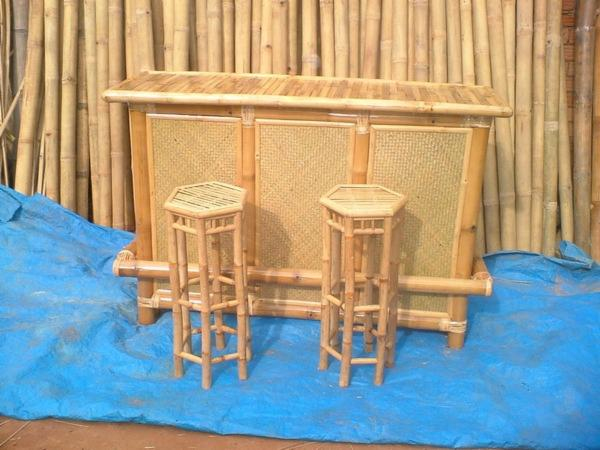 Bamboo Bar Bamboo Furniture