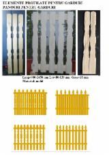 Lijstwerk – Schroten  En Venta - Gewone spar (Picea abies) - vurenhout, Lijstwerk - Mouluren